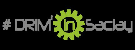 Drim'in Saclay Retina Logo